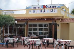 Karavos Hotel Apartments, Aparthotels  Archangelos - big - 50