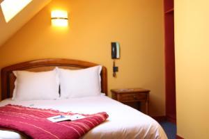 Hôtel Restaurant La Cigogne, Hotels  Munster - big - 5