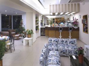 Hotel Nives, Отели  Риччоне - big - 29
