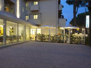 Hotel Nives, Отели  Риччоне - big - 25