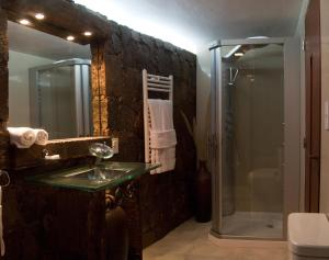 Suite with Sauna