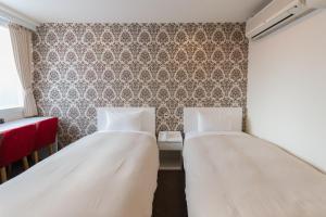 Frame Hotel Sapporo, Hotel low cost  Sapporo - big - 12