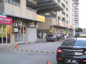 Boutel Casa Tiara, Apartments  Subang Jaya - big - 21