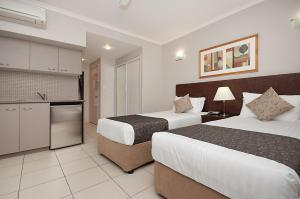 Southern Cross Atrium Apartments, Апарт-отели  Кэрнс - big - 6