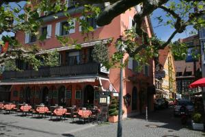 Hotel Strand Cafe Meersburg, Hotel  Meersburg - big - 45