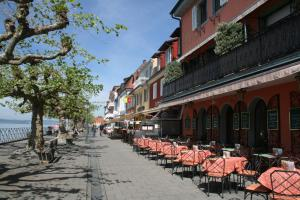 Hotel Strand Cafe Meersburg, Hotel  Meersburg - big - 46