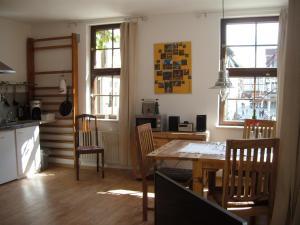 Ferienwohnungen Marktstrasse 15, Apartmány  Quedlinburg - big - 5