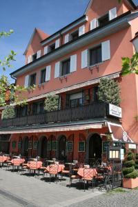 Hotel Strand Cafe Meersburg, Hotel  Meersburg - big - 55