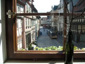 Ferienwohnungen Marktstrasse 15, Apartmány  Quedlinburg - big - 42