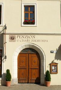 Penzion U Císaře Zikmunda, Penziony  Znojmo - big - 1