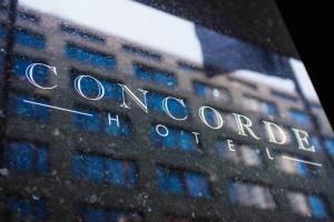 Hotel Concorde(Frankfurt)