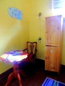 Одноместный номер с общей ванной комнатой