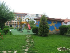 Chateau Aheloy, Apartmánové hotely  Aheloy - big - 110