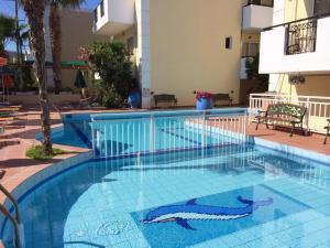 Bueno Hotel, Residence  Platanes - big - 105