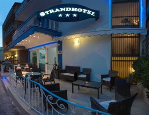 Strand Hotel, Hotels  Gabicce Mare - big - 41