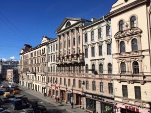 Apple Paradise Apartments, Aparthotels  Saint Petersburg - big - 115