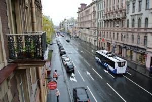 Apple Paradise Apartments, Aparthotels  Saint Petersburg - big - 6