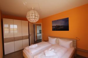 两卧室公寓 - 带露台