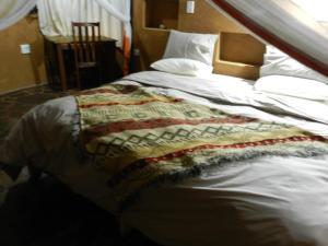 Munga Eco-Lodge, Chaty v prírode  Livingstone - big - 7