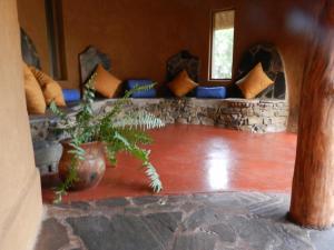 Munga Eco-Lodge, Chaty v prírode  Livingstone - big - 9