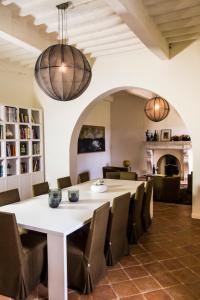 Villa Loggio Winery and Boutique Hotel, Szállodák  Cortona - big - 81