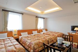 Hotel New Ohte, Hotels  Hakodate - big - 5