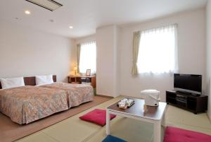 Hotel New Ohte, Hotels  Hakodate - big - 4
