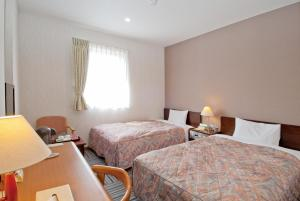 Hotel New Ohte, Hotels  Hakodate - big - 24