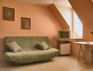 Domek w Kratkę, Affittacamere  Mielno - big - 22