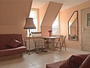 Domek w Kratkę, Affittacamere  Mielno - big - 25