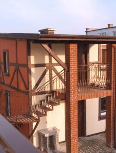 Domek w Kratkę, Affittacamere  Mielno - big - 27