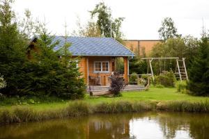 Lepametsa Holiday Houses, Prázdninové areály  Nasva - big - 14
