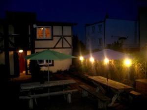 Domek w Kratkę, Affittacamere  Mielno - big - 29