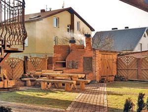 Domek w Kratkę, Affittacamere  Mielno - big - 34