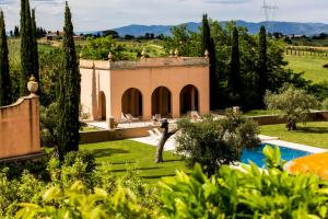 Villa Loggio Winery and Boutique Hotel, Szállodák  Cortona - big - 71