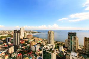 JMM Grand Suites, Apartmánové hotely  Manila - big - 21
