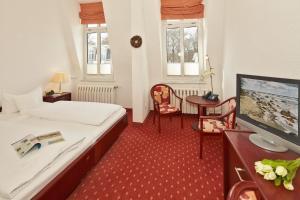 Hotel Germania, Hotel  Bansin - big - 13