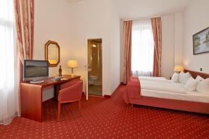 Hotel Germania, Hotel  Bansin - big - 4