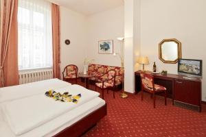 Hotel Germania, Hotel  Bansin - big - 20