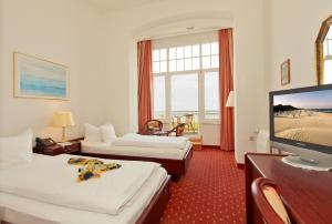 Hotel Germania, Hotel  Bansin - big - 22