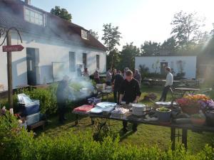 STF Vandrarhem Backåkra, Хостелы  Löderup - big - 25