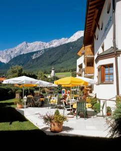 Landhotel Jäger TOP, Hotel  Wildermieming - big - 26