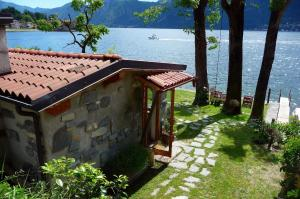 Casa Capanno, Holiday homes  Varenna - big - 25