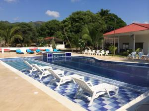 Arizona Ranch Hotel, Hotely  Girardot - big - 33