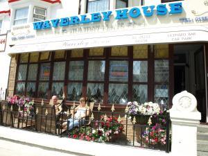 Waverley House Apartments, Apartmanok  Blackpool - big - 72