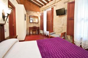 Hotel O Portelo Rural, Hotels  Allariz - big - 5