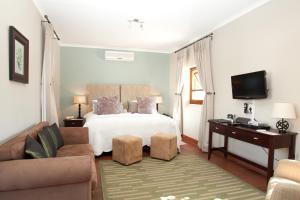 Standard-dobbelt-/2-personersværelse - Sovesofa