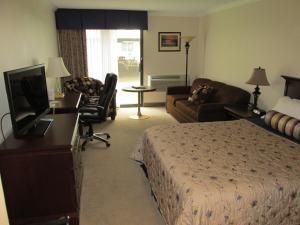 Deluxe Kamer met Queensize Bed - Slaapbank