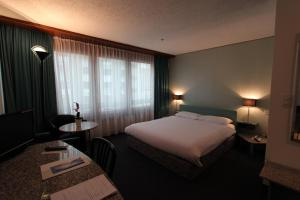 Hotel Club, Hotely  La Chaux-de-Fonds - big - 2