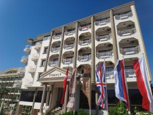 Temple Hotel, Отели  Дидим - big - 36
